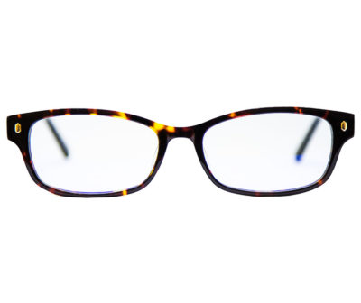 Onyx anti-blue light glasses with negative ions and far infrared