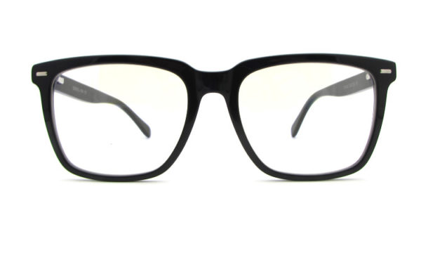 Topaz computer glasses with negative ions and far infrared