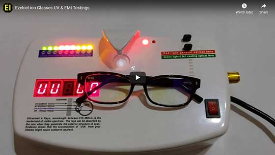 UV AND EMI TESTINGS